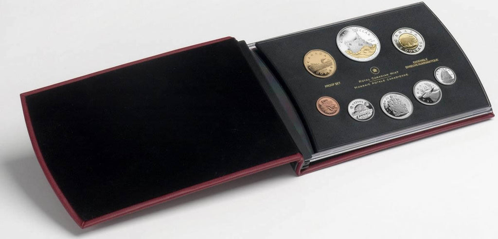 2010 Double Dollar Proof Set