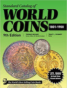 World Coins 1801-1900 9th Edition