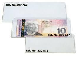 Lighthouse Small Currency Holders Box 100 320673