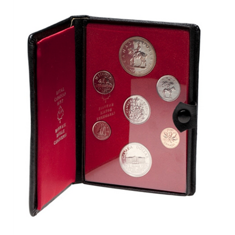 1973 Double Dollar Proof Set