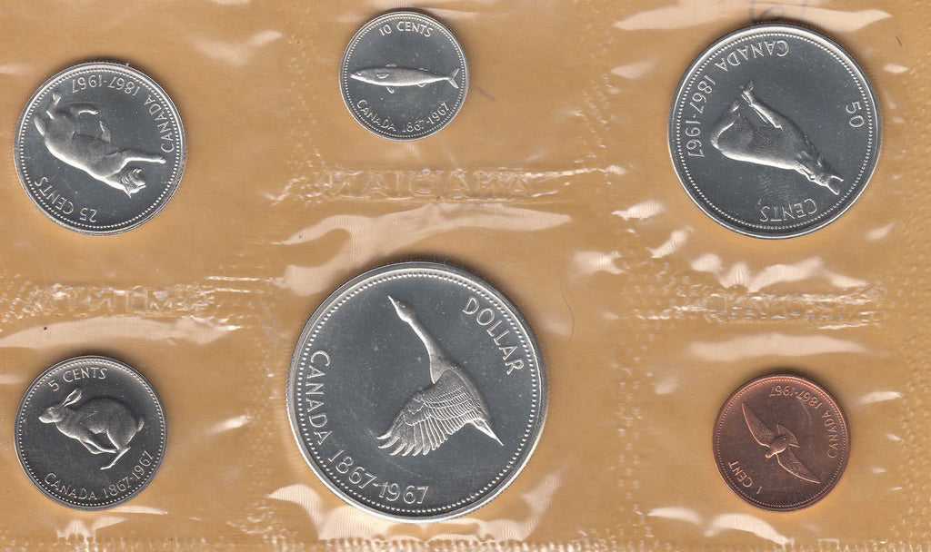 1967 Proof-Like Set