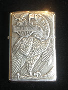 "Harley Davidson ""Perched Eagle"" Zippo Lighter"