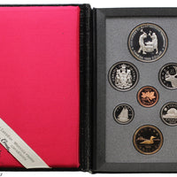 1988 Double Dollar Proof Set