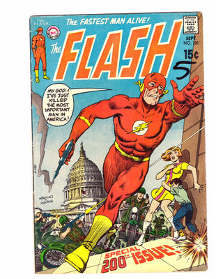 The Flash #200
