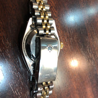 1993 Rolex Oyster Perpetual Datejust Ladies Gold Stainless