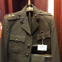Canadian 1st Division's Officer Uniform