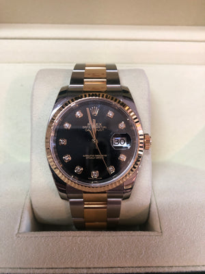 Rolex Oyster Perpetual Datejust 2013
