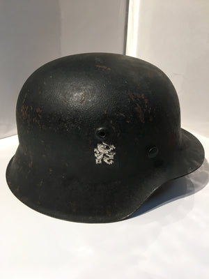 Dutch Volunteer SS Helmet
