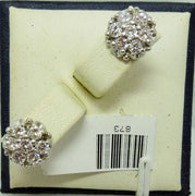 Earrings 2.0g  14K  0.75cttw  VS - SI  F-G