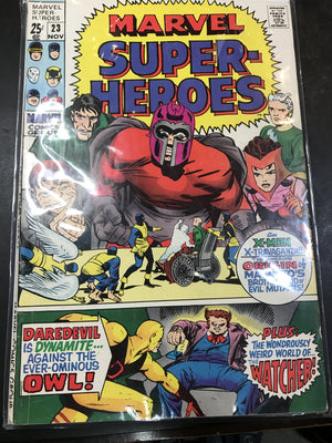Marvel Super Heroes #23