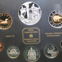 2002 (1952-) Double Dollar Proof Set