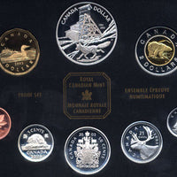 2003 Double Dollar Proof Set