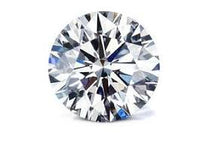 Round brilliant cut diamond (transition cut) 1.48ct SI2 H Good cut 7.36-7.47mm x 4.33mm No fluorescence