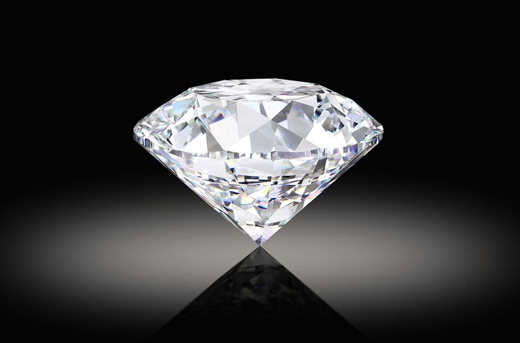 .917ct RB SI2 G Excellent Cut Diamond