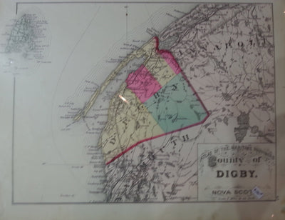 County of Digby, N.S. 1878