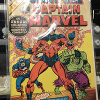 Marvel Comics Giant-Size Captain Marvel #1