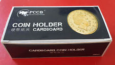40mm coin holder cardboard