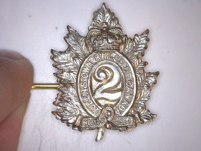 Queens Own Rifles of Canada Badge