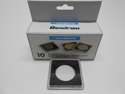 30mm Quadrum 10 Pack