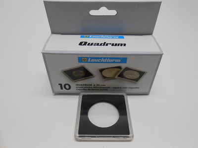 23mm Quadrum 10 Pack