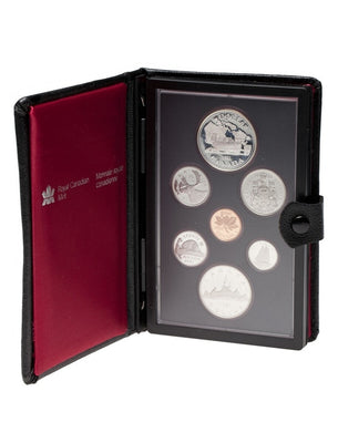 1981 Double Dollar Proof Set