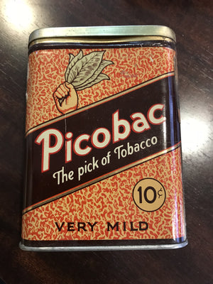 Picobac Tobacco Tin