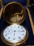 Waltham 18k Antique Pocket Watch