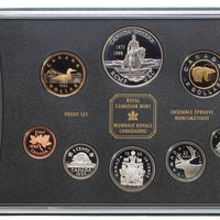 1998 Double Dollar Proof Set
