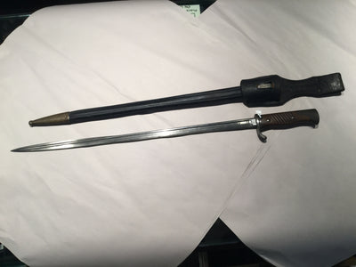 M1898 n/a Imperial German Sword Bayonet