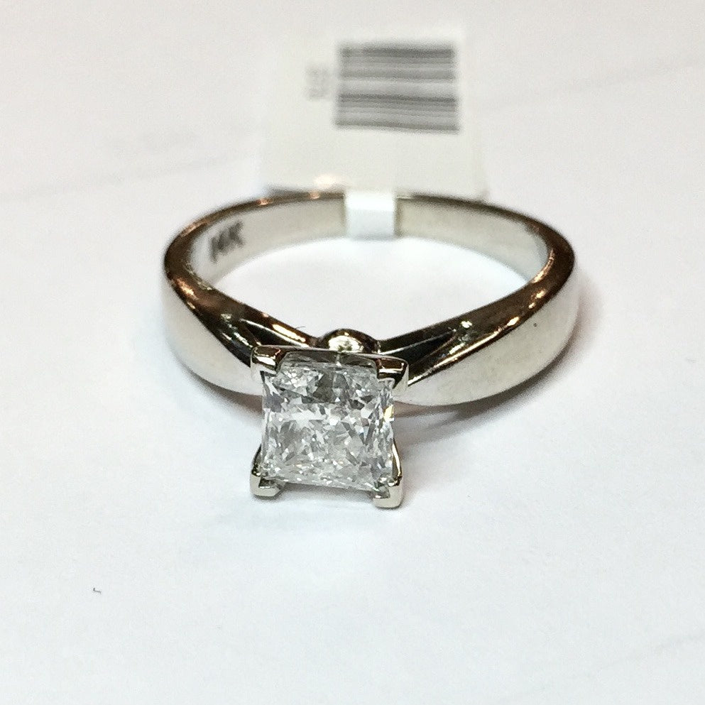1.03ct I1 GH Princess EGL VG