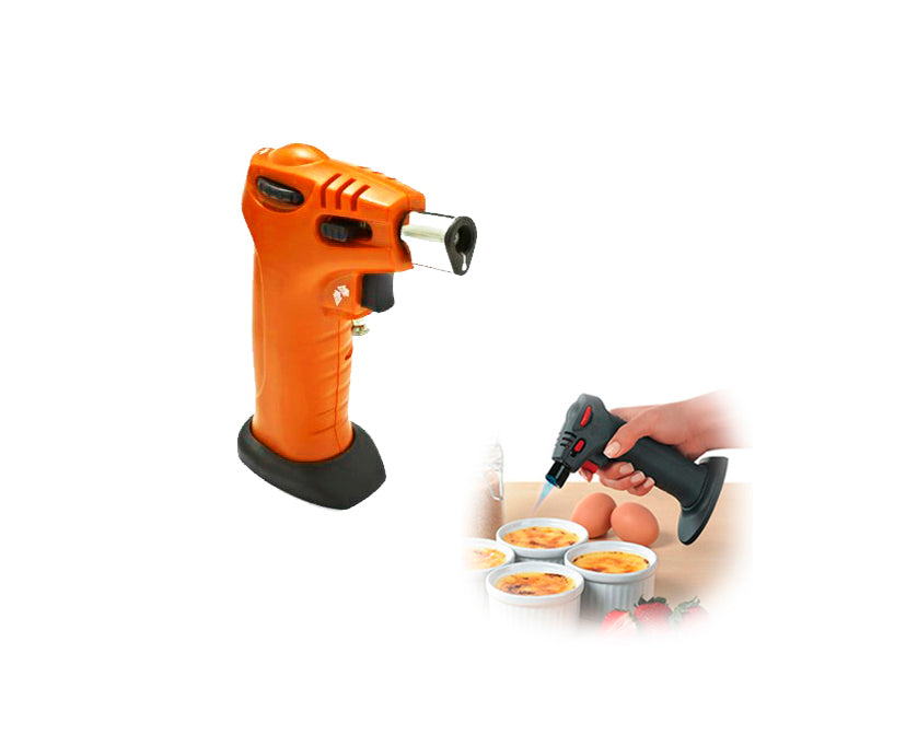 Soplete Mini Torch Flameador sin Seguro para Gas 1710