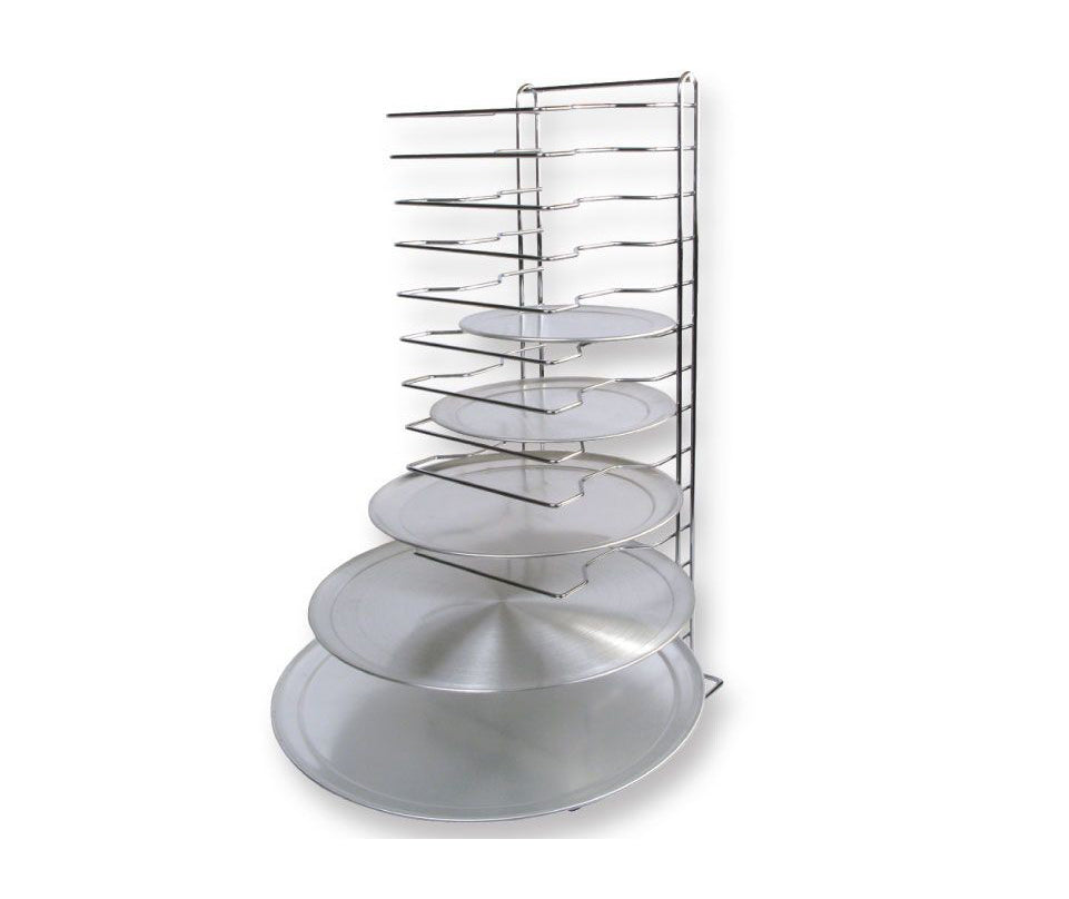 Rack para Pizza de 15 Niveles Metalico Bw