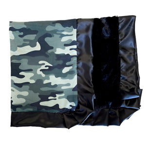 Camo Cuddle Blanket