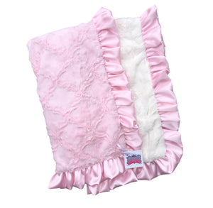 Girly Girl Double Cuddle Blanket