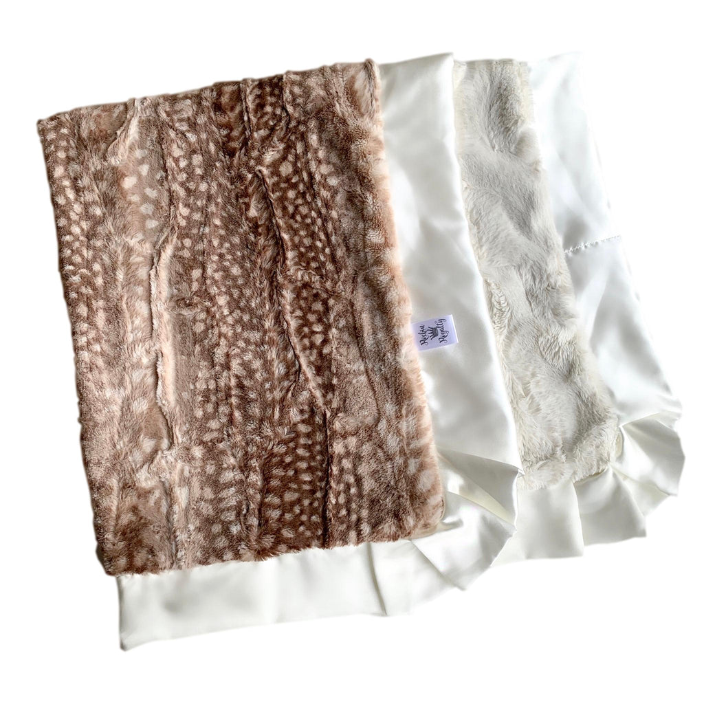 Fawn Blanket Straight