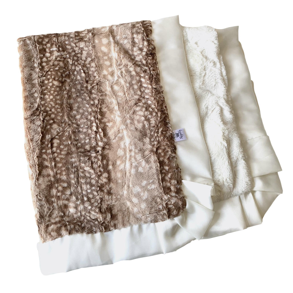Fawn Blanket- Adult