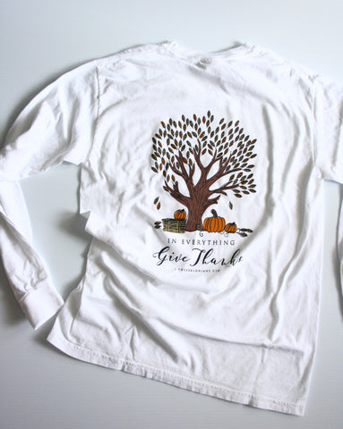 Give Thanks | Tee