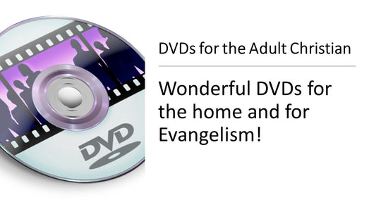 DVD's for the Adult Christian