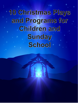 10 Christmas Plays for Children and Sunday School