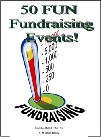 50 Fun Fundraising Events!