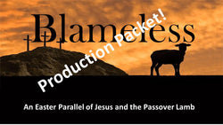Blameless - Production Packet