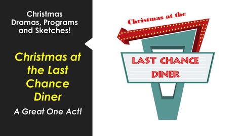 Christmas at the Last Chance Diner