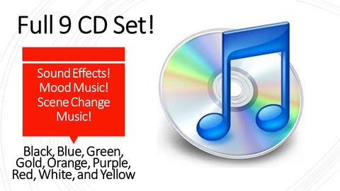 All Sound Effects - 9 CD Set