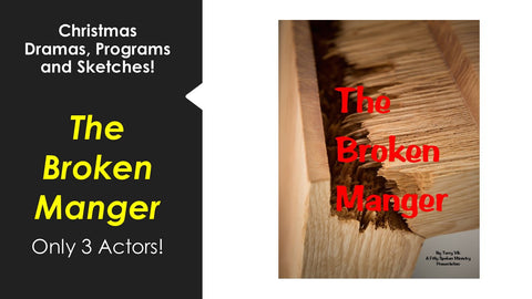 The Broken Manger