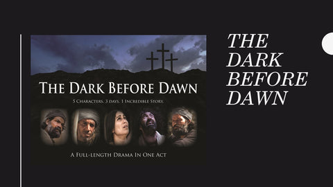 The Dark Before Dawn - Script