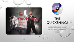 The Quickening! - Soundtrack CD