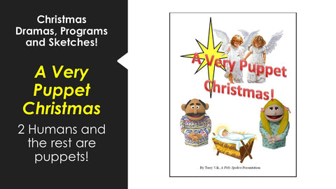 A Very Puppet Christmas!