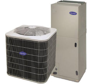Carrier Comfort 2 Ton 14 Seer Heat Pump System, Carrier Heat Pump - DIY Comfort Depot