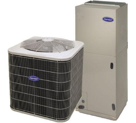 Carrier Comfort 3 Ton 14 Seer Heat Pump System, Carrier Heat Pump - DIY Comfort Depot