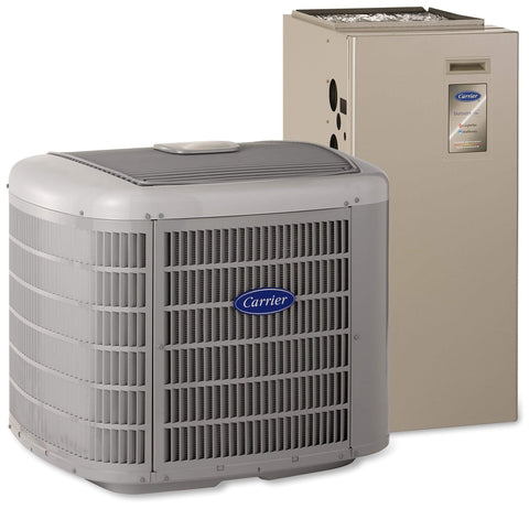 Carrier Infinity 18 Variable Speed 4 Ton Heat Pump System, Carrier Heat Pump - Comfort Depot Gaithersburg